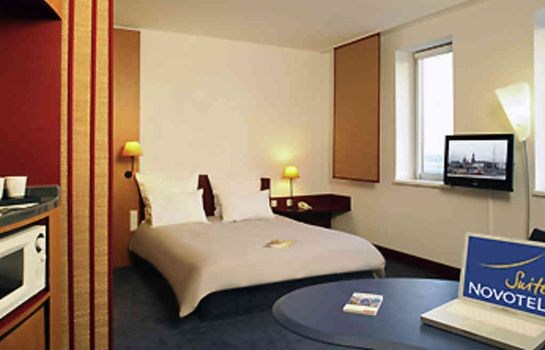 Suite Novotel Suites Hamburg City