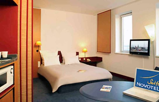 Kamers Novotel Suites Hamburg City