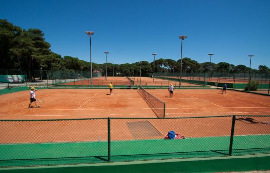 Tennis court Ilirija