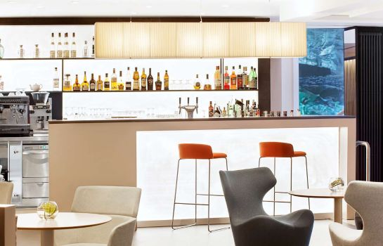 Hotel-Bar NH Collection Berlin Mitte Friedrichstrasse