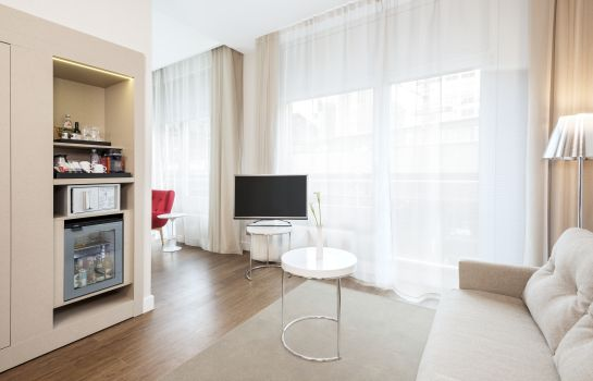 Suite junior NH Collection Berlin Mitte Friedrichstrasse