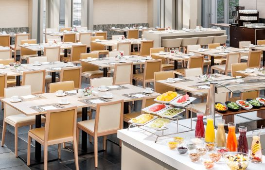 Restaurante NH Collection Berlin Mitte Friedrichstrasse