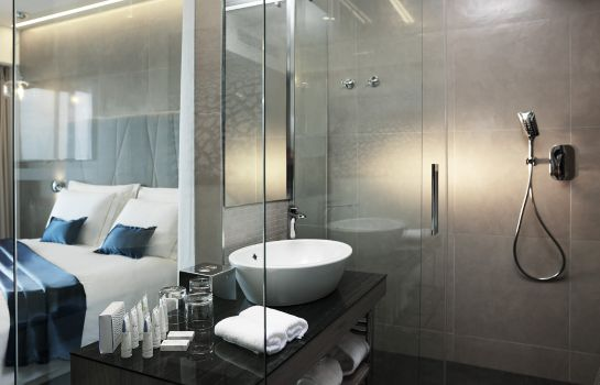Bagno in camera Mind Hotel Slovenija LifeClass Hotels & Spa
