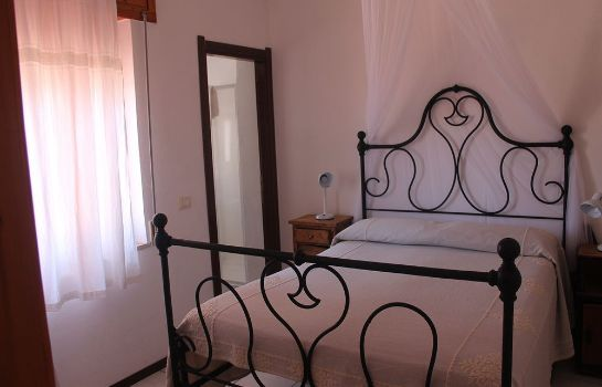 Single room (standard) Hotel Corallo