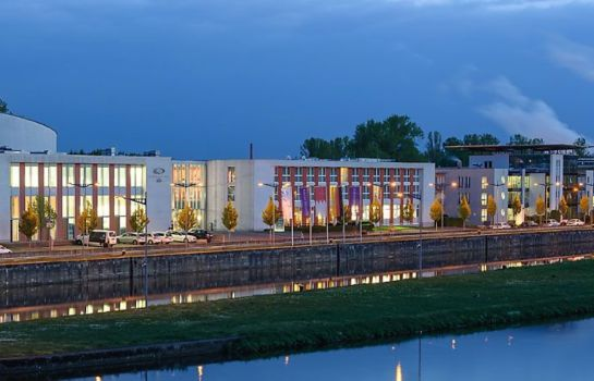 Vista exterior Mercure Hotel Schweinfurt Maininsel