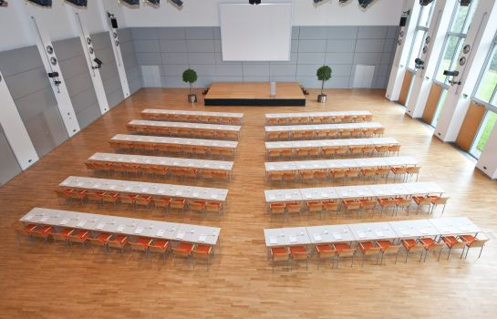 Kongress-Saal Mercure Hotel Schweinfurt Maininsel