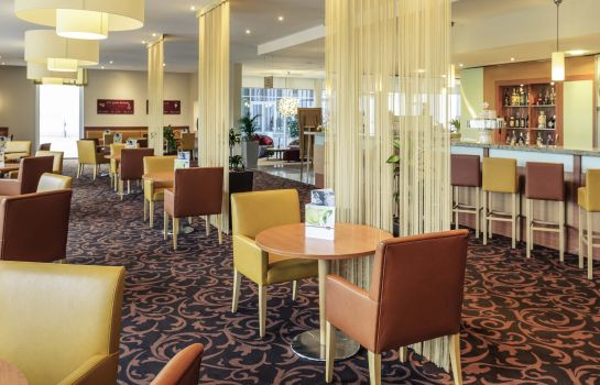Bar del hotel Mercure Hotel Schweinfurt Maininsel