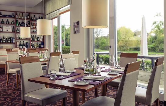 Restaurant Mercure Hotel Schweinfurt Maininsel
