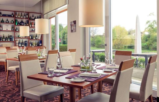 Restaurante Mercure Hotel Schweinfurt Maininsel