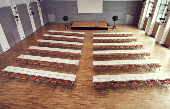 Congresruimte Mercure Hotel Schweinfurt Maininsel