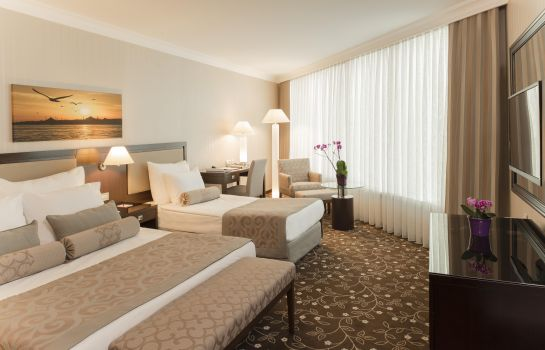 Single room (superior) Kaya İstanbul Fair&Convention (ex Ramada)
