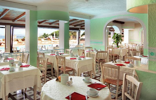 Restaurant Grand Hotel Smeraldo Beach ITI Hotels