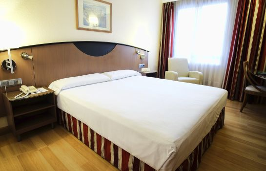 Chambre double (standard) Hotel Albret