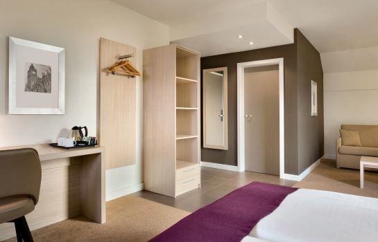 Suite junior Ramada by Wyndham München Airport Hotel