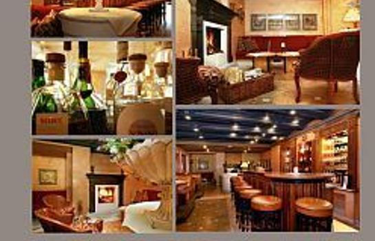 Bar hotelowy Golden Tulip Olymp Suites & Apartments