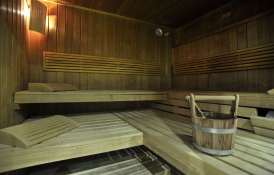Sauna Golden Tulip Olymp Suites & Apartments