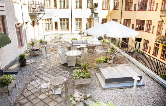 Terrace First Hotel Orebro