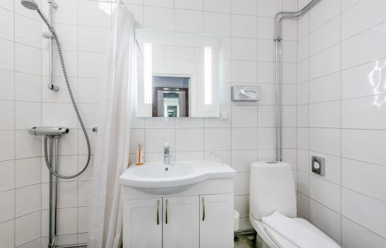 Bagno in camera Sure Hotel by Best Western Centric