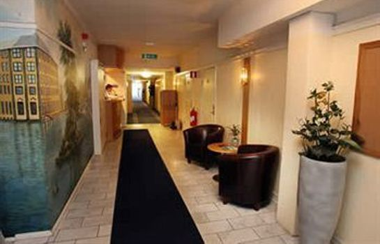 Hall Sure Hotel by Best Western Centric