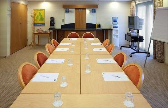 Conference room Holiday Inn Express PETERBOROUGH