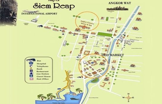 Info Angkor Century Resort & Spa