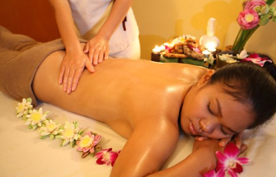 Massageraum Angkor Century Resort & Spa