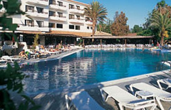 Außenansicht Paphos Gardens Holiday Resort