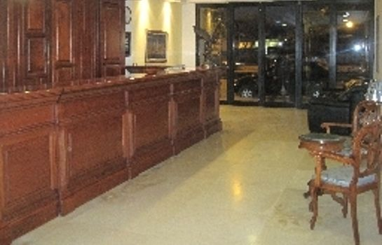 Reception Sliema Hotel by ST Hotels