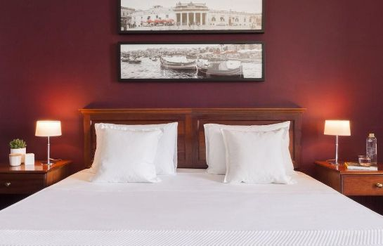 Standard room Sliema Hotel by ST Hotels