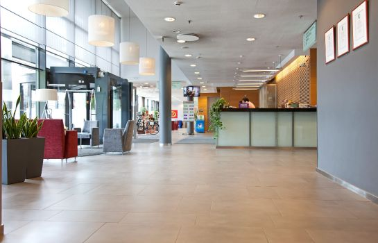 Lobby Scandic Tampere City