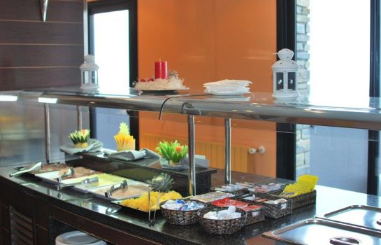Breakfast buffet Hotel Arka