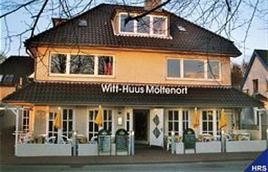 Exterior view Witt-Huus Appartements
