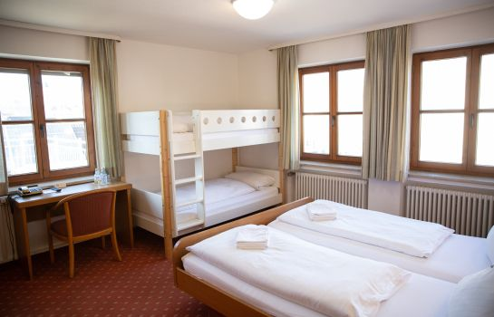 Four-bed room Falk Gasthof