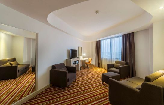 Suite Hampton by Hilton Iasi