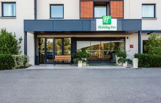 Vista exterior Holiday Inn TOULOUSE AIRPORT