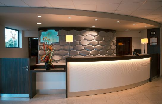 Lobby Holiday Inn TOULOUSE AIRPORT