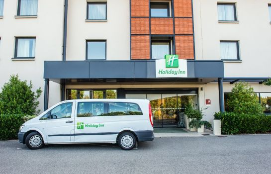 Vestíbulo del hotel Holiday Inn TOULOUSE AIRPORT