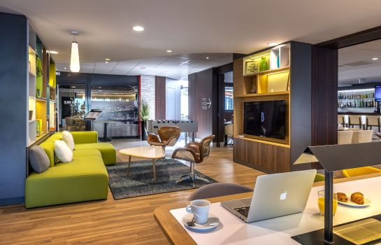 Hotelhalle Holiday Inn TOULOUSE AIRPORT