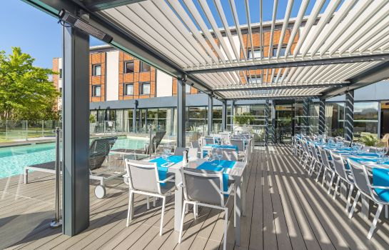 Restaurante Holiday Inn TOULOUSE AIRPORT