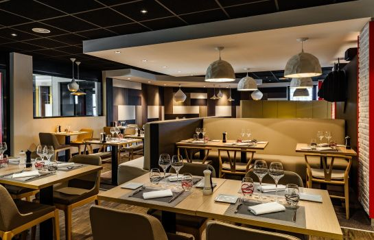 Restaurant Holiday Inn TOULOUSE AIRPORT