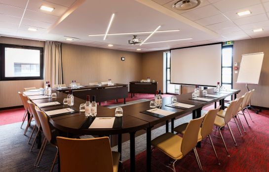 Sala de reuniones Holiday Inn TOULOUSE AIRPORT