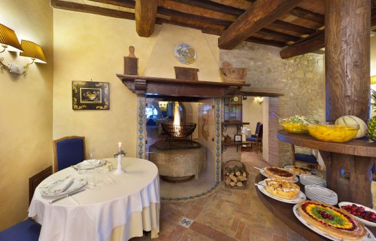 Ontbijtbuffet Relais Il Canalicchio