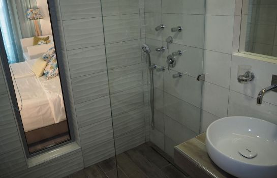 Bathroom Smartline Kyknos Beach Hotel & Bungalows - All Inclusive