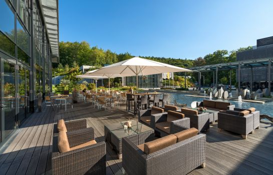 Terrasse Lufthansa Seeheim More than a Conference Hotel