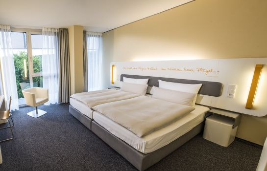 Doppelzimmer Standard Lufthansa Seeheim More than a Conference Hotel
