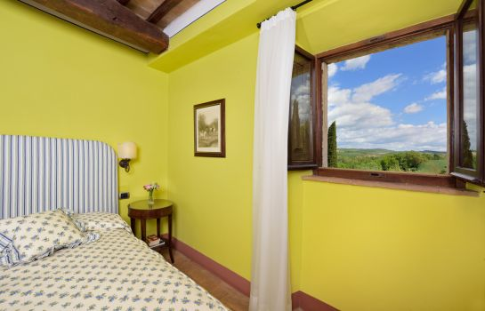 Double room (standard) Hotel Osteria dell'Orcia