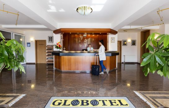 Reception Globotel