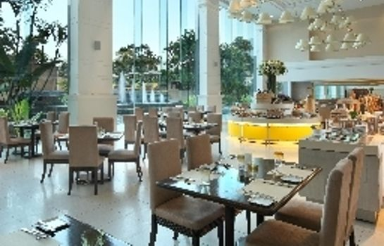 Breakfast buffet Dusit Princess Srinakarin Bangkok