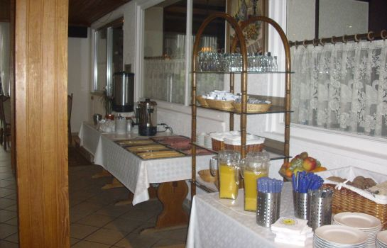 Breakfast buffet Europa