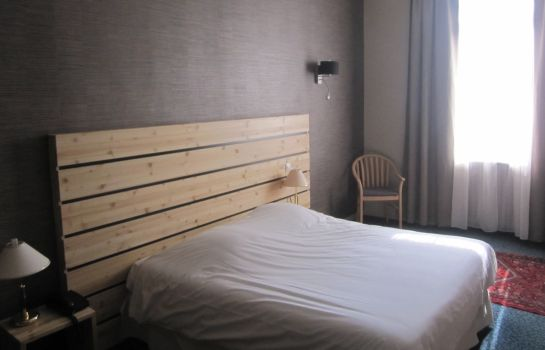 Chambre double (confort) Best Western Terminus